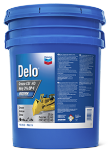 Pail Delo Grease ESI HD Moly 3