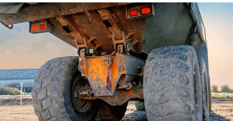 Texaco Delo mining equipment heavy duty engine oils, coolants, greases and transmission fluids